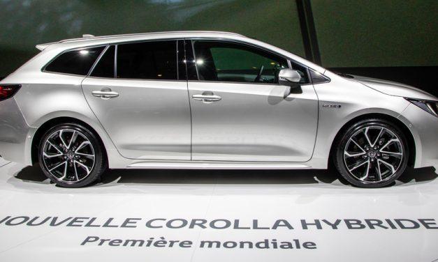 Toyota desembarca en el Salón del Automóvil de París 2018
