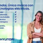 Hyundai es la única marca con 5 tecnologías eléctricas