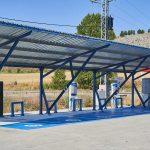 Nissan e Easycharger abren dos nuevas estaciones de carga rápida en Castilla y León