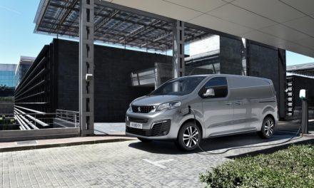 Peugeot e-Expert: la nueva frontera de la electrificación
