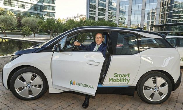 Iberdrola acelera su estrategia de movilidad sostenible y suscribe con el ICO un préstamo verde