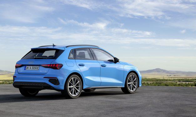 El nuevo Audi A3 Sportback 40 TFSIe: hasta 65 km de autonomía en modo eléctrico