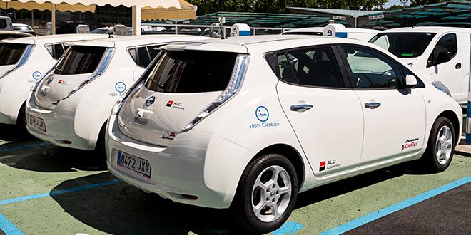 Más del 22% de los vehículos matriculados en 2020 por ALD son propulsados con energías alternativas y eficientes
