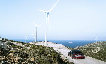 Audi e-tron GT: comienza la producción en serie en Böllinger Höfe, con balance neutro de carbono