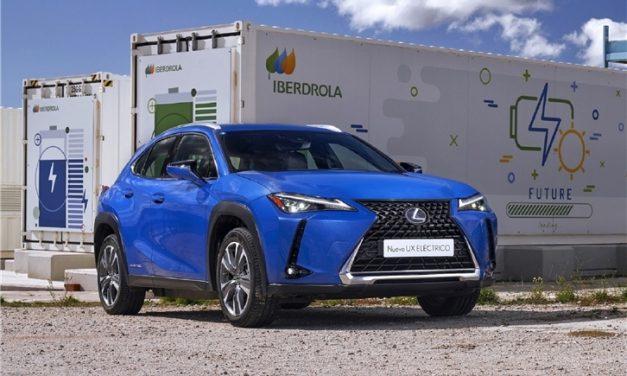 Iberdrola y Lexus se unen para ofrecer la red más completa de cargadores eléctricos a sus clientes