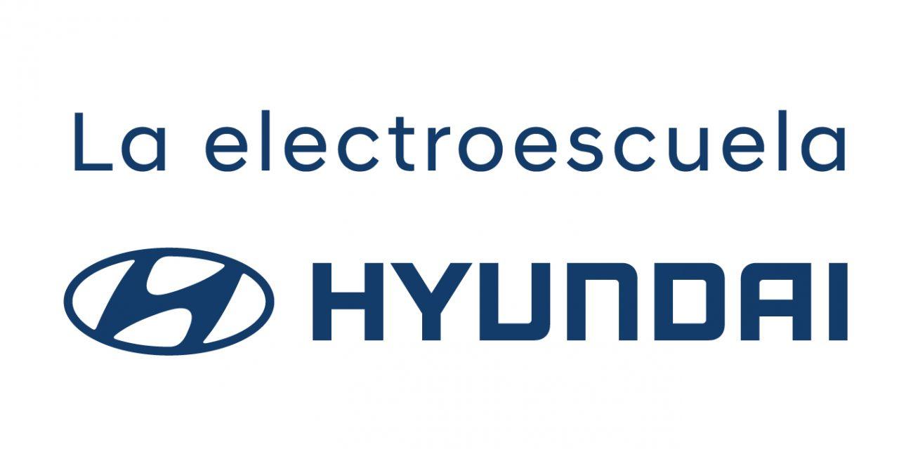 Hyundai crea «La electroescuela» para romper los mitos del coche eléctrico y formar excelentes econductores