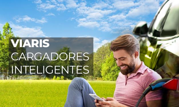 Orbis presenta el nuevo diseño de su página web de cargadores inteligentes «Viaris».