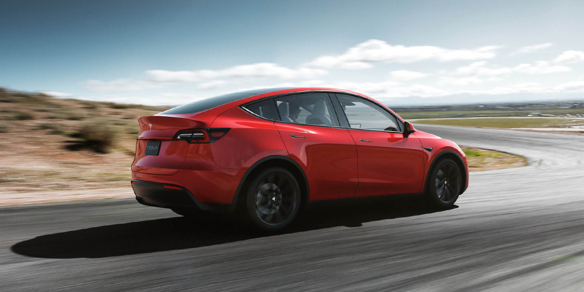 Tesla: El Model Y ya está disponible para su entrega en España.
