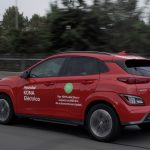 KONA Eléctrico alcanza los 790 kilómetros de autonomía en ciclo urbano
