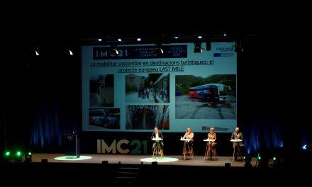 Éxito del International Mobility Congress 21 en su primera edición